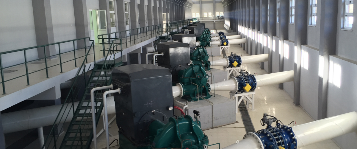 TRNC Pump Stations