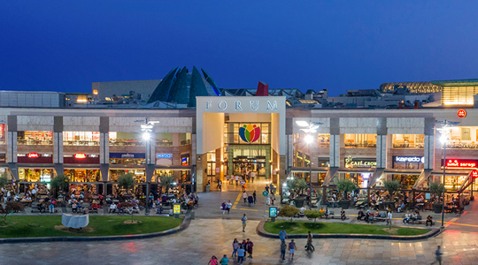 Multi Shopping Malls